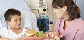 Hospital Food and Nutrition