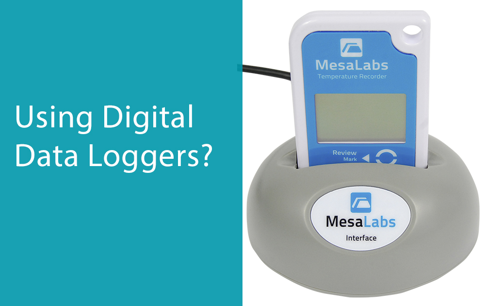 Using Digital Data Loggers?