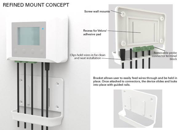 VPx Wall Mount