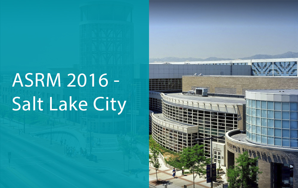 ASRM 2016 - Salt Lake City