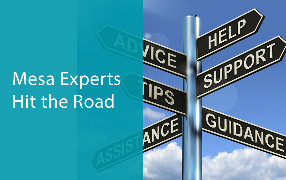 Mesa Experts Hit the Road