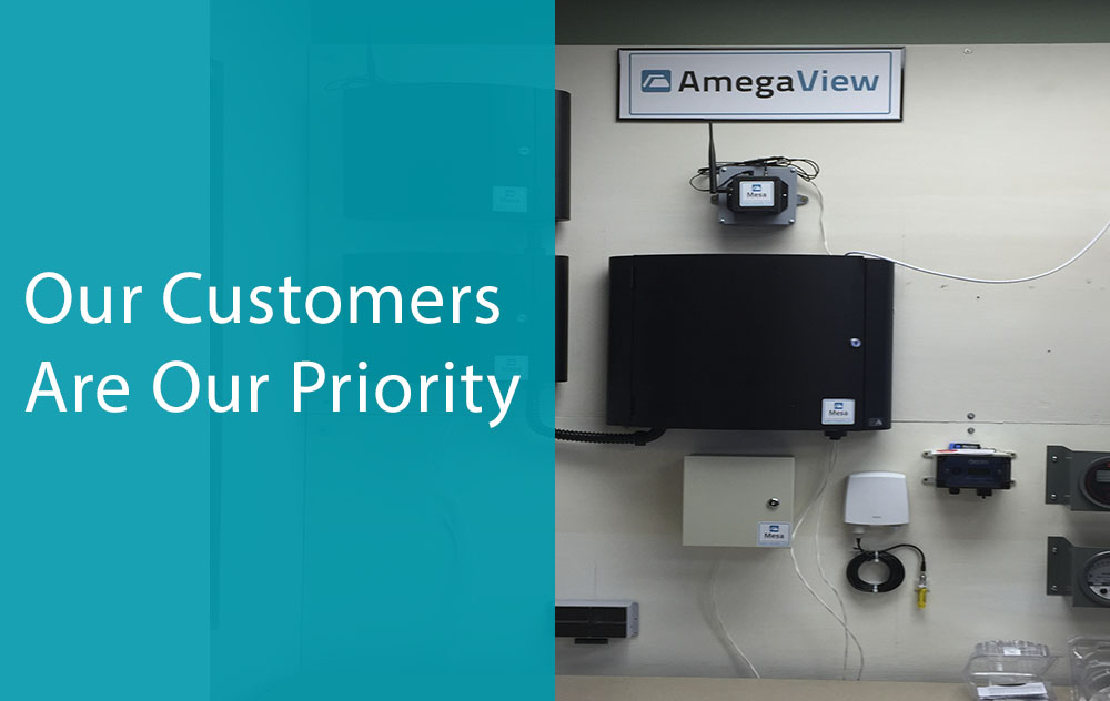 Our Customers Are Our Priority