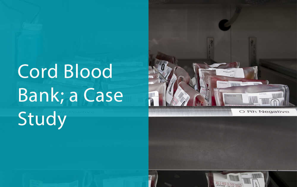 Cord Blood Bank A Case Study Mesa Labs