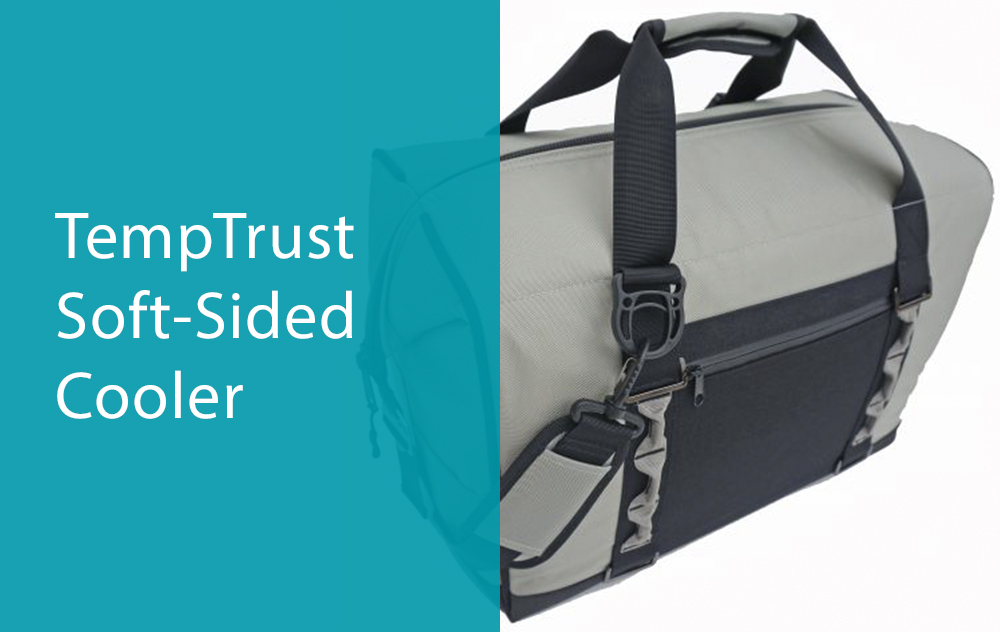 TempTrust Soft-Sided Cooler